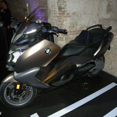 11NOVIEMBRE2015 Nuevos BMW C 650 Sport & C650 GT, la evolución del modelo. Foto: Montse Carreño.