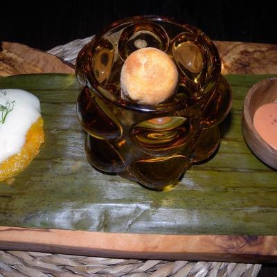 26FEBRERO2016 Caña de Azúcar, restaurante venezolano. Foto: Montse Carreño.