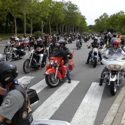 08JULIO2012 Desfile de banderas. Foto: Montse Carreño.