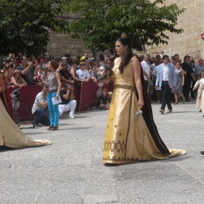 AGOSTO2012 El Sexenni en Morella. Foto: Montse Carreño.
