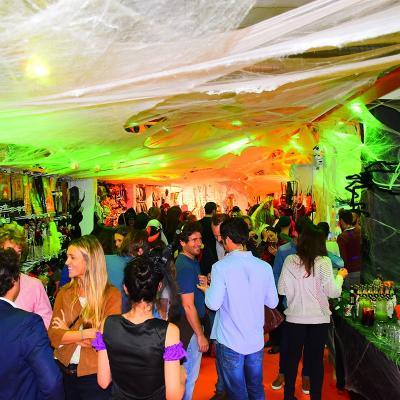 21OCTUBRE2015 Party Fiesta abre su tienda insignia en pleno centro de Barcelona.
