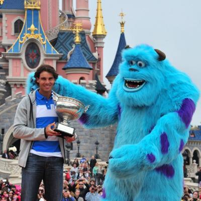 09JUNIO2013 Rafa Nadal logra su octavo Roland Garros consecutivo. Foto: Image.