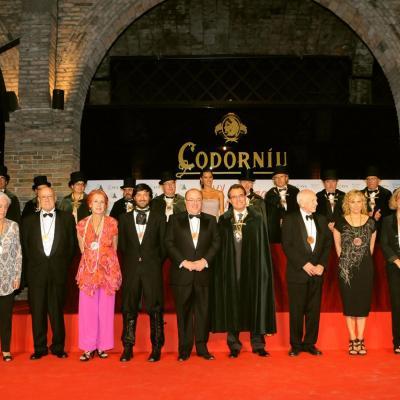 13OCTUBRE2011 Investidura a Artur Mas, como Cofrade de Honor de la Cofradía del Cava. Foto: Confraria del Cava.