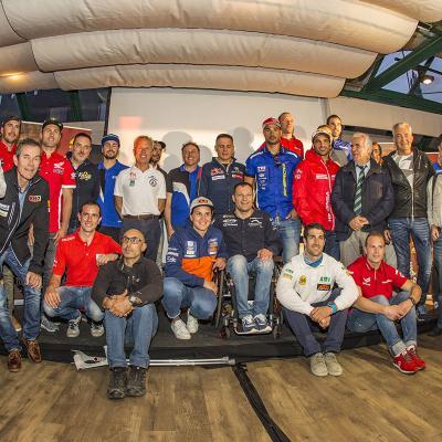 ABRIL2017 Presentación del Rally Dakar 2018.