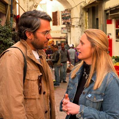 25SEPTIEMBRE2016 'Destinos de película' con Máxim Huerta. Mañana Marruecos.