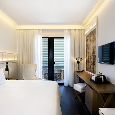 23ENERO2015 Apertura de Cotton House Hotel, en Barcelona.
