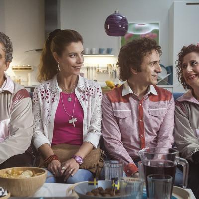 """JULIO2017 La nueva película de Pablo Berger """"Abracadabra"""". Foto: Image."""