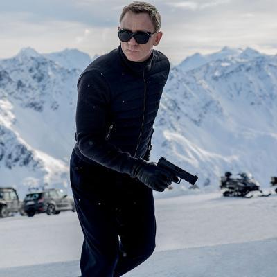 15SEPTIEMBRE2015 Cartel oficial de SPRECTRE y nuevas chicas Bond. Foto: Image.