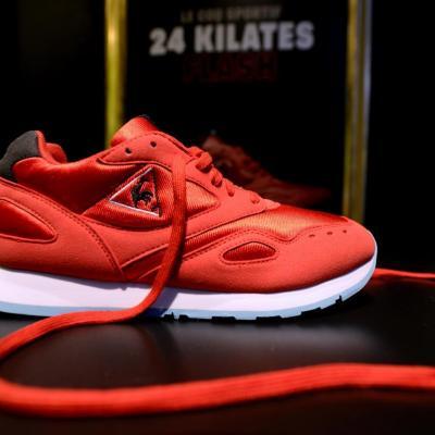 25OCTUBRE2013 Le Coq Sportif y 24 Kilates reeditan las Flash.
