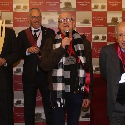 13FEBRERO2017  33ª Festa del Cargol en el Restaurante Can Soteras de Barcelona.