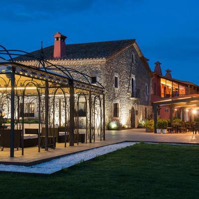 05JULIO2016 Las habitaciones 'Masia Design' de Jordi Dalmau en Sallés Hotel Mas Tapiolas.