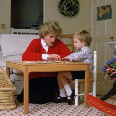 28AGOSTO2017 La 1 recuerda a Diana de Gales con el documental 'Diana, nuestra madre'. Foto: TVE.