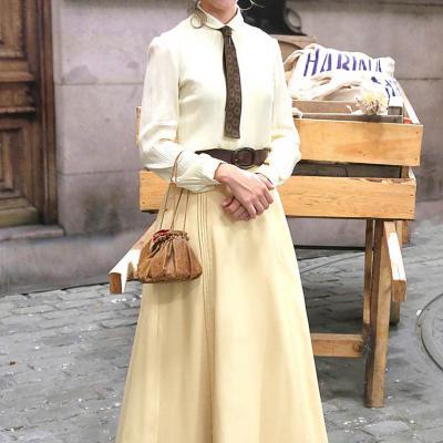 20SEPTIEMBRE2016 La actriz Sandra Blázquez nuevo personaje en 'Acacias 38'. Foto: RTVE.