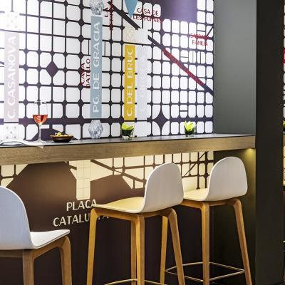 03MAYO2016 ibis Styles Barcelona Centre (La Pedrera) nuevo hotel.