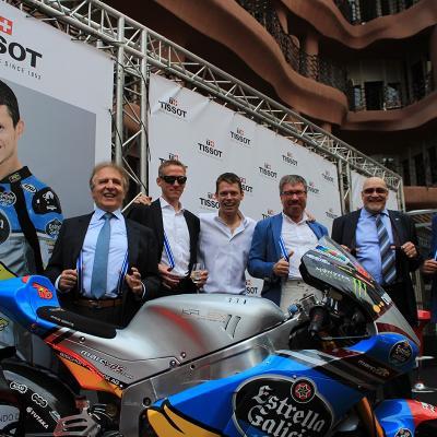 15JUNIO2015 Tito Rabat nuevo embajador de Tissot.