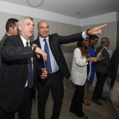 20JULIO2016 Andreu Subies reelegido nuevo presidente de la FCF.