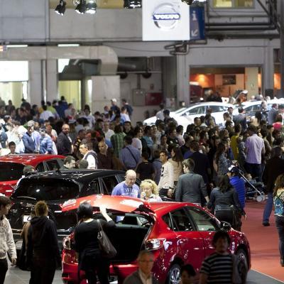 19MAYO2013 Salón Internacional del Automóvil de Barcelona. Foto: FiraBcn.