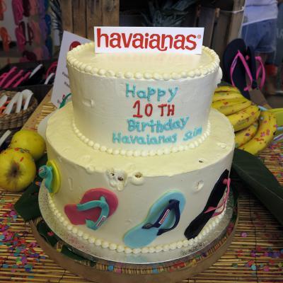 21JULIO2016 Las Havaianas Slim cumplen 10 años. Foto: Montse Carreño.