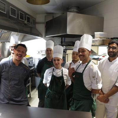JUJNIO2017  Spoonikbcn experiencia gastronómica y sensorial. Foto: Montse Carreño.