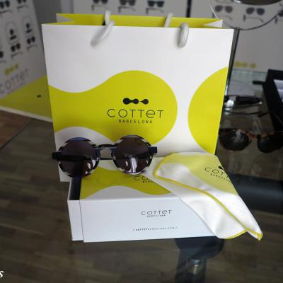 OCTUBRE2017 Cottet Barcelona, lanza su propia marca de gafas de sol. Foto: Montse Carreño.