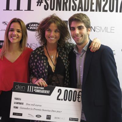DICIEMBRE2017 III Edición Premios #SonrisaDEN2017. Foto: Montse Carreño.