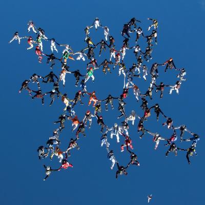 22SEPTIEMBRE2013 Skydive European Challenge Empuriabrava. Foto: Bruno Brokken.