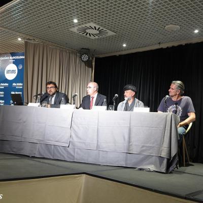 ENERO2018 Presentación del II Festival Íntims de Casino Barcelona. Foto: Montse Carreño.