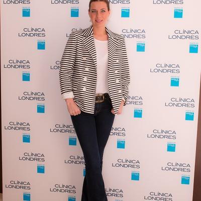 26FEBRERO2016 Alejandra Osborne amadrina la apertura de Clínica Londres en Sevilla.