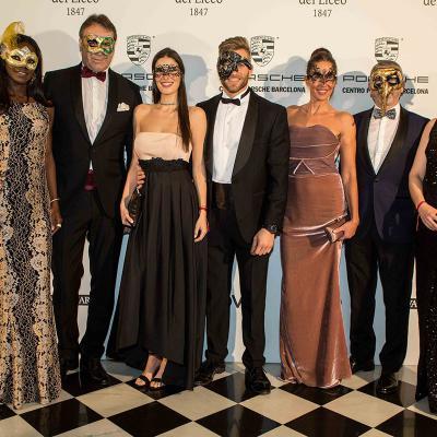 03FEBRERO2018 El Círculo del Liceo celebra su IV Gran Baile de Máscaras.