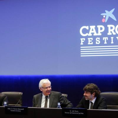 07MARZO2014 Presentación del cartel del Festival de Cap Roig.