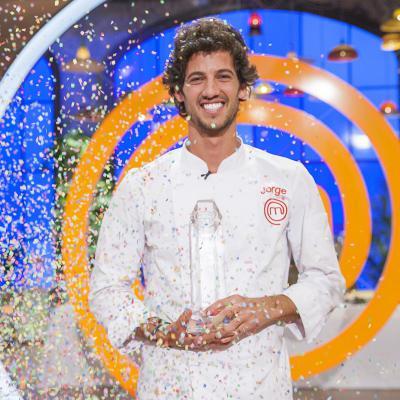 JULIO2017 Jorge ganador de 'MasterChef 5'. Foto: RTVE.