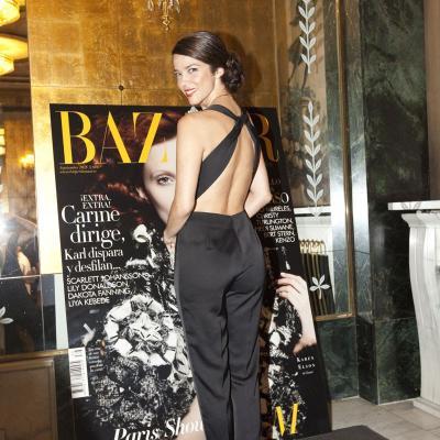 05SEPTIEMBRE2013 Lanzamiento de la colección Paris Show Collection by H&M. Juana Acosta.