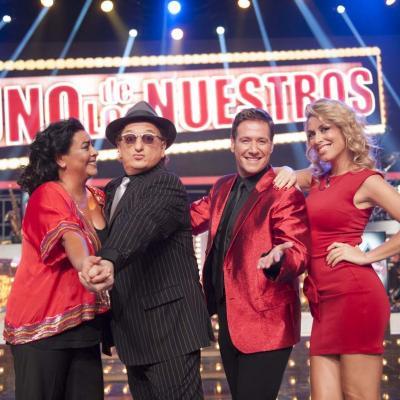 14SEPTIEMBRE2013 TVE busca al mejor vocalista del país, con un jurado de expertos, Javier Guruchaga, María Del Monte y Roser. Foto: RTVE.