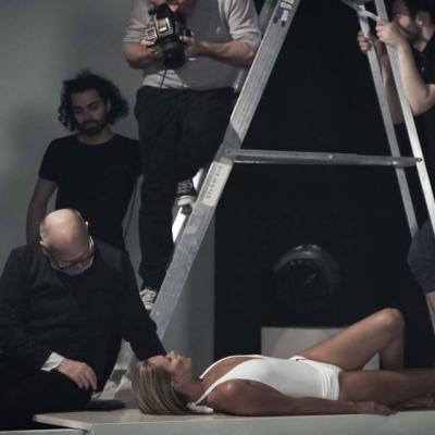 10MAYO2013 Kate Moss nueva imagen de los autobronceadores St. Tropez. Foto: Image.