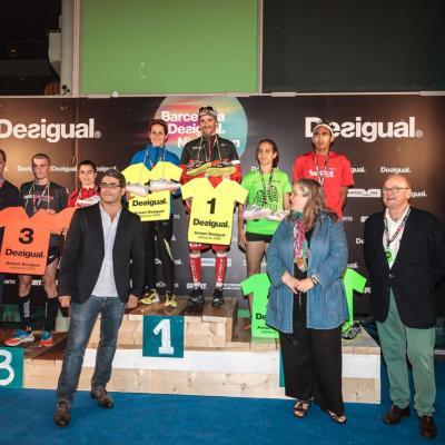 21JUNIO2013 La Barcelona Desigual Night Run fue un éxito de participación. Foto: Interprofit.