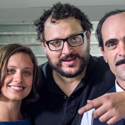 SEPTIEMBRE2017 Finaliza el rodaje de 'La sombra de la ley'. Foto: Atresmedia Cine.
