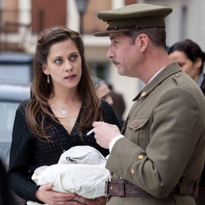 """OCTUBRE2011 Fotograma de la película """"La voz dormida"""" . Foto: Warner Bros Pictures."""