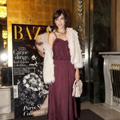 05SEPTIEMBRE2013 Lanzamiento de la colección Paris Show Collection by H&M. Leticia Dolera.