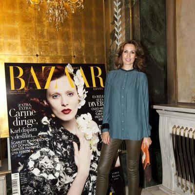 05SEPTIEMBRE2013 Lanzamiento de la colección Paris Show Collection by H&M. Lola Marceli.