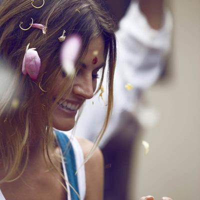 15OCTUBRE2014 Amaia Salamanca imagen de la nueva imagen de Viaje a Ceylán de Adolfo Domínguez.