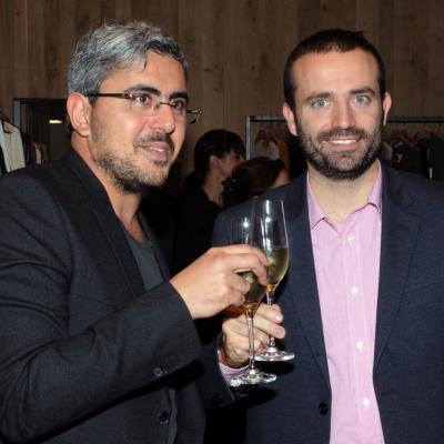 21NOVIEMBRE2013 Inauguración de la primera tienda American Vintage, en Barcelona. Foto: Montse Carreño.