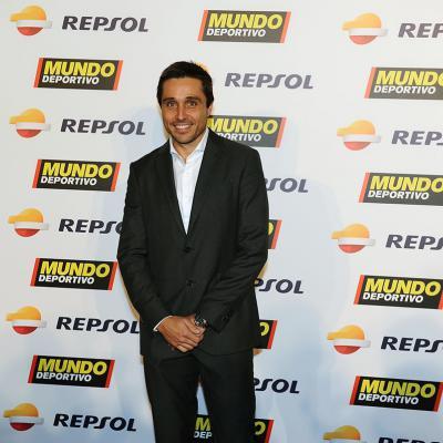 05FEBRERO2018 El tenis campeón absoluto en la Gran Gala del Mundo Deportivo. Fernando Belasteguín. Foto: Montse Carreño.