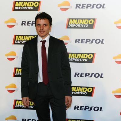 05FEBRERO2018 El tenis campeón absoluto en la Gran Gala del Mundo Deportivo. Dídac Costa. Foto: Montse Carreño.