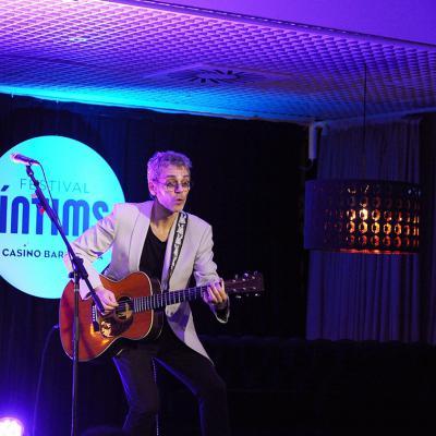 04MARZO2017 Ariel Rot en el Casino Barcelona. Foto: Montse Carreño.