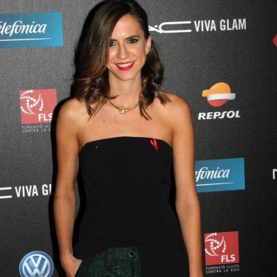 25NOVIEMBRE2013 Cuarto año en Barcelona de la Gala del Sida.Aïna Clotet.  Foto: Montse Carreño.
