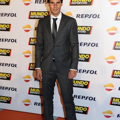 05FEBRERO2018 El tenis campeón absoluto en la Gran Gala del Mundo Deportivo. Rafa Nadal. Foto: Montse Carreño.