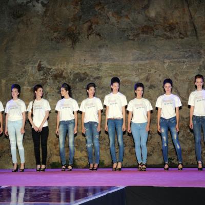 11JUNIO2013 Salerm Cosmetics New Generation by Francina ya tiene ganadores de su quinta edición. Finalistas chicas. Foto: Montse Carreño.