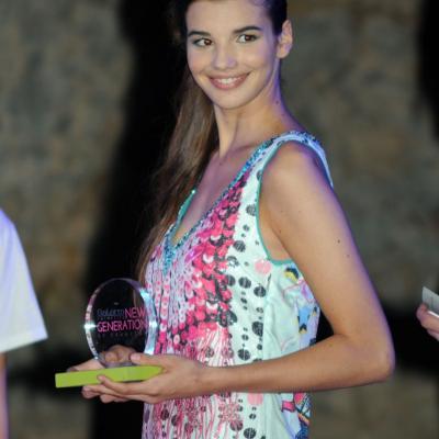 11JUNIO2013 Salerm Cosmetics New Generation by Francina ya tiene ganadores de su quinta edición. Ganadora de la última edición. Foto: Montse Carreño.
