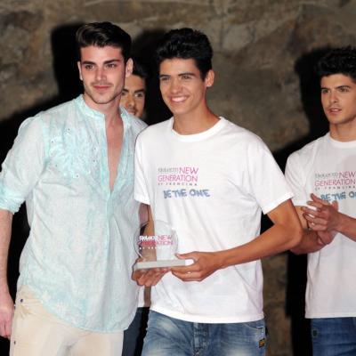 11JUNIO2013 Salerm Cosmetics New Generation by Francina ya tiene ganadores de su quinta edición. Ganador chico. Foto: Montse Carreño.