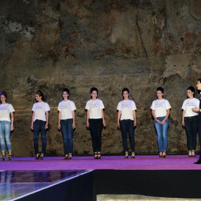 11JUNIO2013 Salerm Cosmetics New Generation by Francina ya tiene ganadores de su quinta edición. Finalistas curvy. Foto: Montse Carreño.